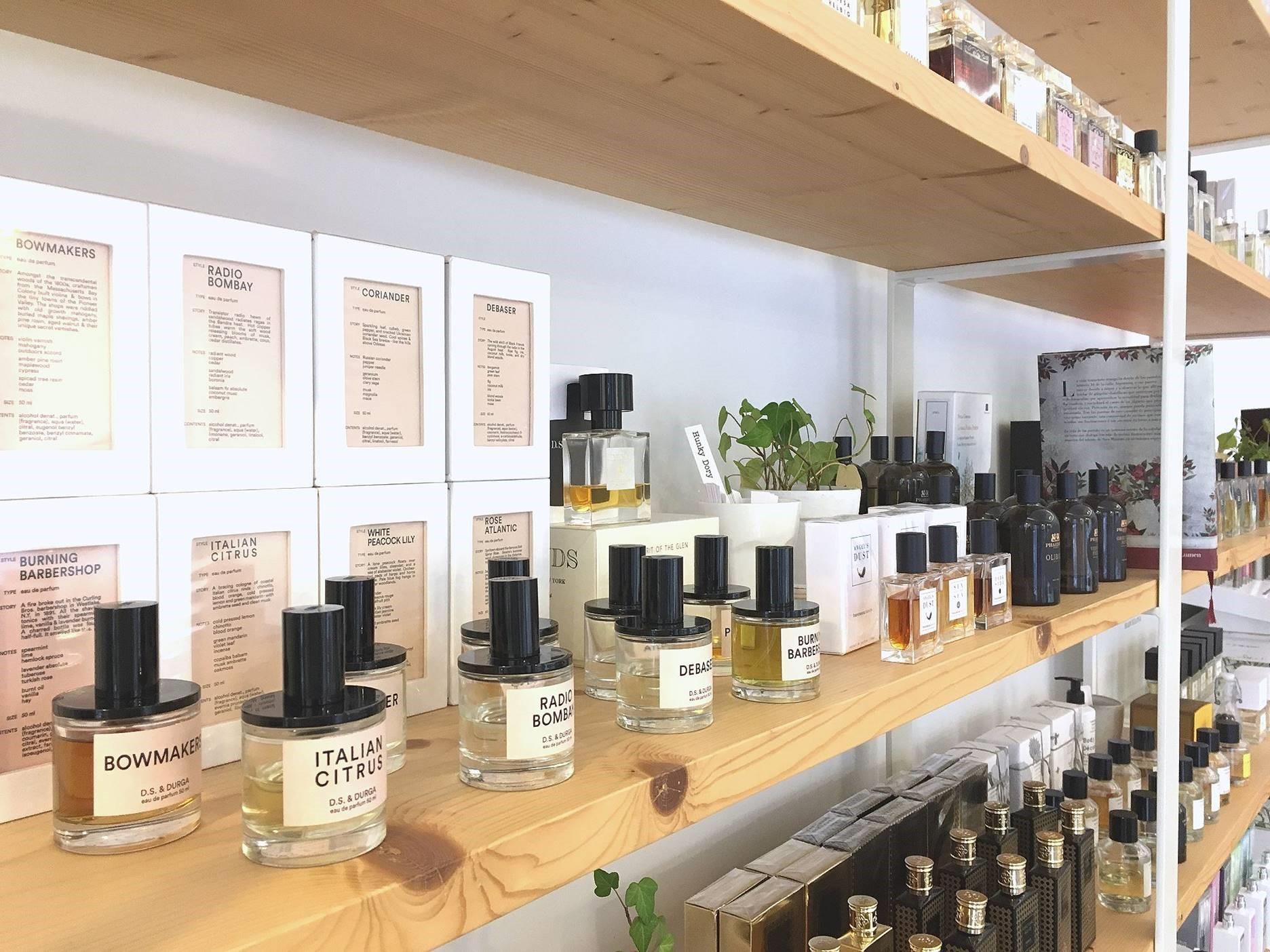 Hunky Dory, ganadora del premio a la Mejor Perfumería de Autor 2019