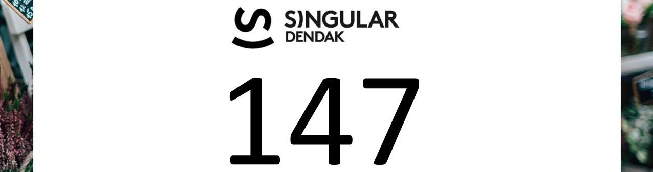 Ya somos 147