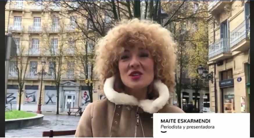 Maite Eskarmendi elige la experiencia única de nuestras Singular Dendak